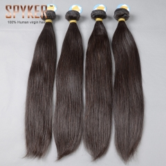 Straight 1/2/3/4/5 Bundles deal Deluxe Virgin Cambodian Hair