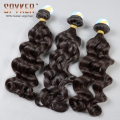 Big Curly 1/2/3/4/5 Bundles deal Plus Virgin Burmese Hair